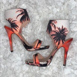 Call It Spring Palm Tree Heel